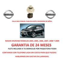 Sensor Direccion Hidraulica P/ Cremallera Nissan Murano Sp0