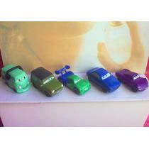 Cars De Disney Figuras Miniatura De Huevo De Chocolate