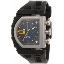 Reloj Oakley 26-300 Cronógrafo Caucho 26-302