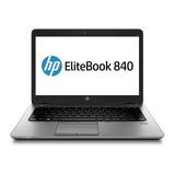 Laptop Core I5 4th Gen Hp Elite 840 8gb + 500gb Envio Gratis