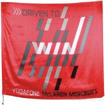 Bandera Formula Uno F1 Escuderia Vodafone Mclaren Mercedes