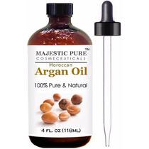 Oferta Majestic Pure Aceite De Argan 100% Natural & Orgánico