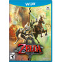 The Legend Of Zelda - Twilight Princess Hd - Wii U -