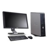 Remate Computadora De Escritorio Usadas Dell Hp 4gb Ram Wifi