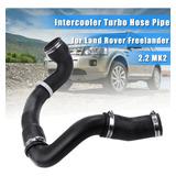 Intercooler Turbocompresor Turbo Tubo De Admisión Turbo Tubo