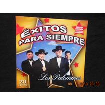 ¡los Palominos! 20 Exitos Para Siempre Cd.seminuevo.$165.00