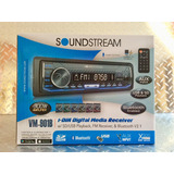 Auto Estereo Soundstream Vm-901b Bluetooth Multicolor Usb