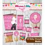 Invitacion Baby Shower Niña Kit Imprimelo Tú!!