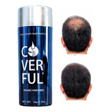 Fibra Capilar Coverful 28g Maxima Adherencia Calvicie Cabello Barba No Sevich