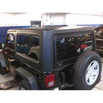 Nueva Capota Dura Para Jeep Jk 2 Puertas 2007-2016