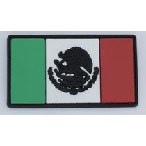 e18ef2d289e4 Parche Pvc 3d Bandera Mexico Color Casco Chamarra Gorra en venta en ...