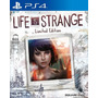 Playstation 4 Life Is Strange Limited Edition Ps4 Nuevo