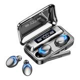 Audífonos S2k F9-5 Tws Bt Manos Libres Pantalla Led Táctil