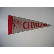 Cleveland Banderin Baseball