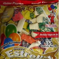 Globos Para Reyes Impresión A Colores