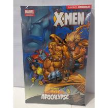 X-men The Age Of Apocalypse Vol.2 Marvel Omnibus