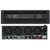 Qsc Amplificador, 700w A 2 Ohms, 550w A 4 0hms, 325w