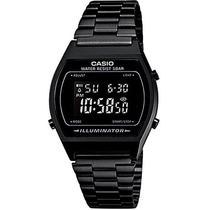 Reloj Casio B640 Retro Vintage Pavonado Señal Horaria Alarma