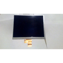 Display Lcd Tablet Itab P/n H-h08027fpc1-c0 Cable Flex 40pin