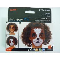 Pintura De Cara - Childrens Kit Animal Con El Cepillo Y Guí