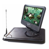 Tv Digital Dvd Portatil Pantalla Lcd 9 Dvd Usb Envio Gratis