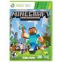 Minecraft Xbox 360 Nuevo Sellado ( Videogames Jdc)