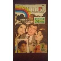 Rebeca Silva, Rudi Vander En Fotonovela Ternura Año 1980