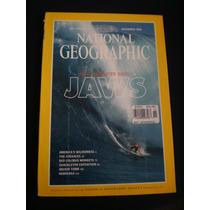 National Geographic, Jaws, Vol. 194 # 5 November 1998