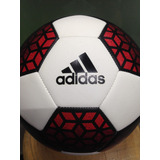 Balon adidas 100%original  Cocido # 4 Y 5 Oferta Rojo Blanco