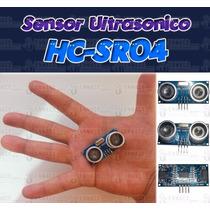 Sensor Ultrasonico Hc-sr04 - Distancia - Proximidad