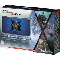 Vendo O Cambio New 3ds Edicion Monter Hunter Generations