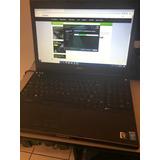 Workstation Portatil Dell Precision M4800 Corei5 Gpu Nvidia