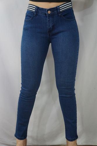 d81ad68ecb Pantalon De Mezclilla Para Dama Nina Rossi Jeans Usa Nr166