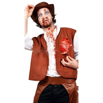 Halloween Costume Vaquero - Mcc Beating Heart Hombre Medio