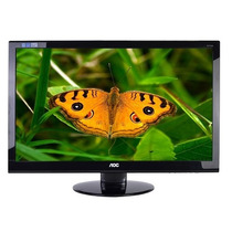 Envio Gratis Monitor 27 Aoc 1080p Widescreen Led Lcd Hdmi