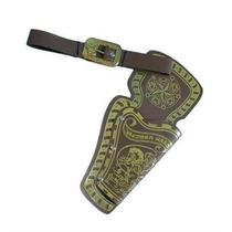 Vaquero Arma - Individual Holster Disfraz Nuevo