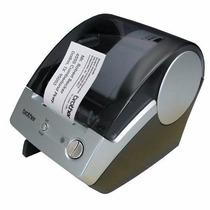 Impresora De Etiquetas Brother P-touch Ql-500