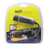 Easycap Tarjeta Capturadora Usb 2.0 Rca S-video Audio