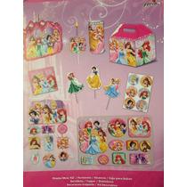 Fiesta Princesas Platos Vasos
