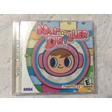 Dreamcast Mr Driller (no Sonic,resident Evil,golden Axe)