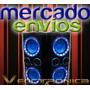 Mercado Envios Vec Torres De Audio Con Mezcladora Integrada.