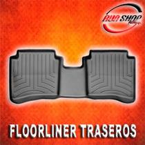 Tapetes Traseros Uso Rudo Jeep Wrangler Unlimited 2007 +