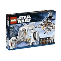 Lego Star Wars Hoth Wampa Cave Set 8089 - 2011 Edition