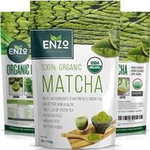 Matcha Té Verde En Polvo - El Quemador De Grasa - 100% Usda