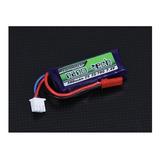 Bateria Lipo 300mah 2s 7.4v 35c Nano Tech Robotica Dron Rc