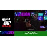 Dinero En Gta V Online Xbox One 1 Millon