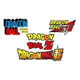 Serie Completa De Dragón Ball / Z / Súper Gt Full Hd