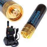 2 Mini Antena C/ganancia Para Radios Baofeng 100% Nueva