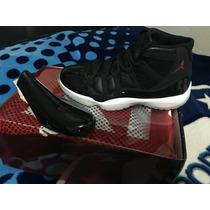 Tenis Nike Air Jordan 11 Retro 73-10 Talla 10 Usa 8 Mex