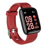 Smart Watch Reloj Inteligente Deportivo Notificaciones 116